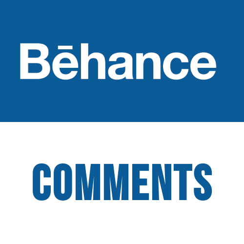 buy behance comments