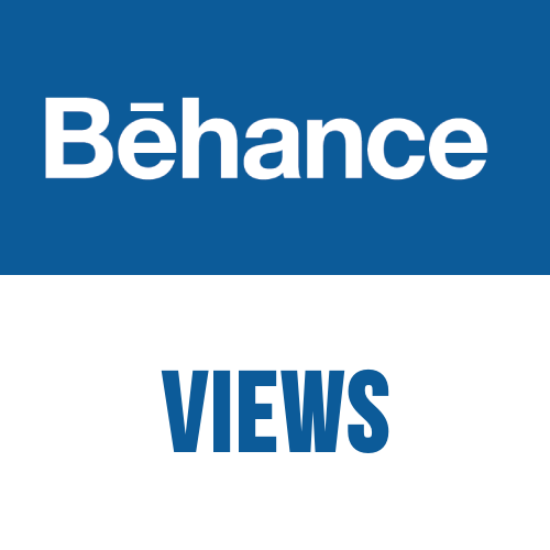 buy behance views